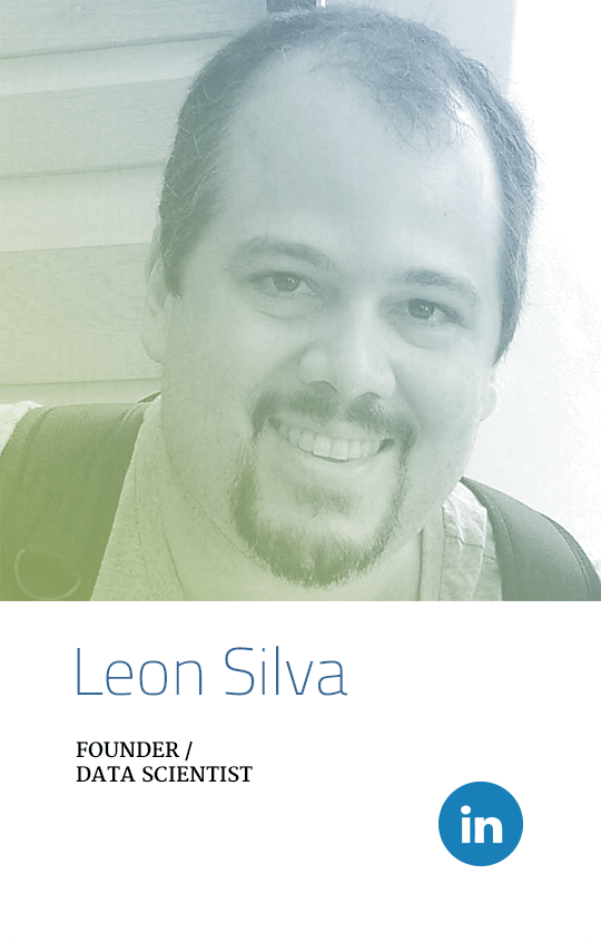 Leon Silva - Founder/Data Scientist